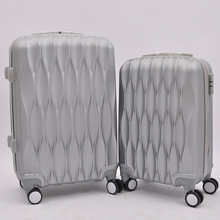 2 Pieces Vision Abs Luggage Set new style ,cheap price