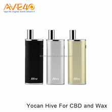 Wholesale High Quality for CBD Oil/Wax Vaporizers Yocan Hive 650mAh Box Mod