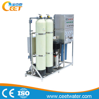 CEET ro system with raw water tank