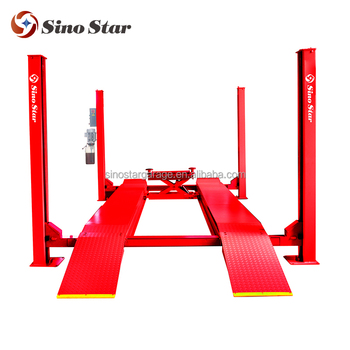 One post car lift/cheap 4 post car lift/4 post hydraulic car lift(SS-CLDW35)