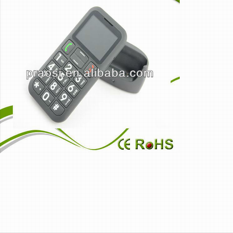 Pros Stock Available No MOQ Gsm Two Sim Card Cell Phone With Sos Button