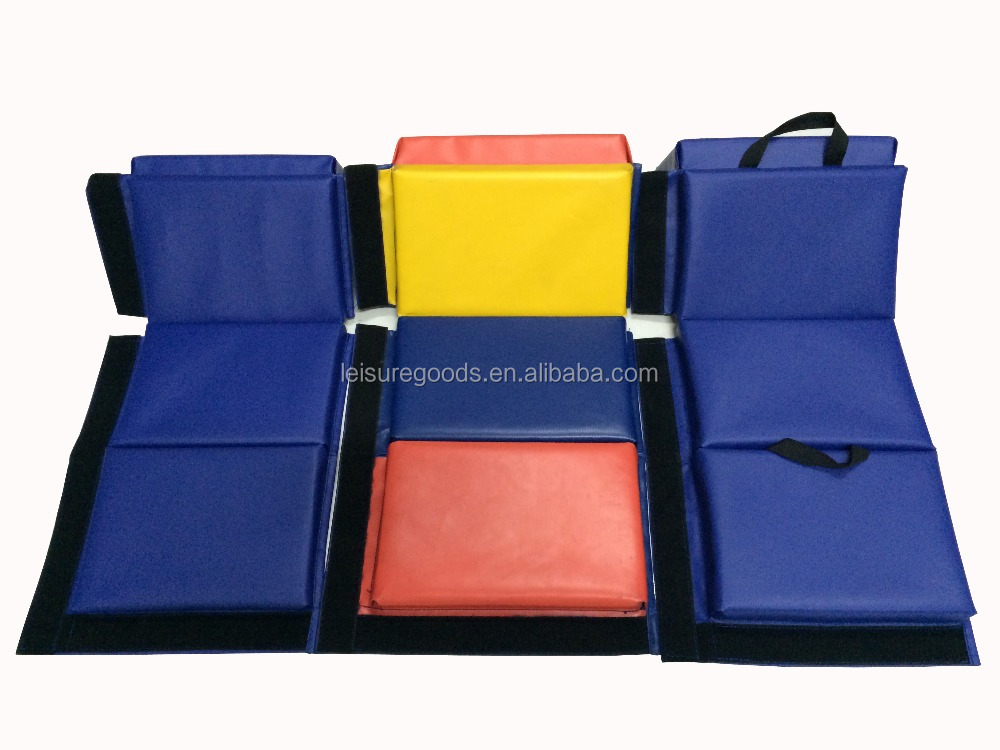 Vinyl Gymnastics Crash Mats Cheap Gymnastic Mats For Sale