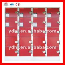 Widely Used Supermarket Coin Operated Lockers By Factory YD-J068