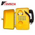 Lightway phone, KNSP-01 Waterproof Telephone IP66 waterproof telephone