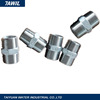 Galvanized male pipe water nipple