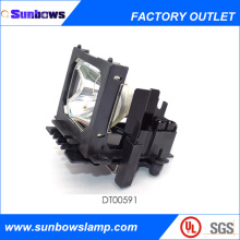 Sunbows OEM Cheap Hitachi DT00591 Projector Lamps For HITACHI Projector CP-X1200 CP-X1200W CP-X1200WA