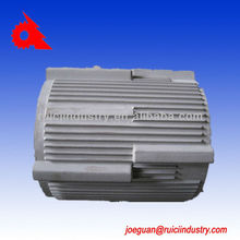 electric aluminum motor shell