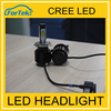 Credible supplier high power 3000LM led auto headlights 30w Car LED headlight H8
