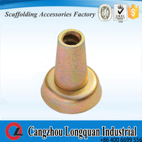 formwork accessories steel cone for construction