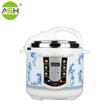 Stainless steel Commercial Pressure Cooker in white color