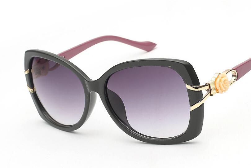 43b0adf77fb 2015 Women Fashion Sunglasses UV protection Sun Glasses Upscale Authentic 5  Colors Retro Eyewear Free Send