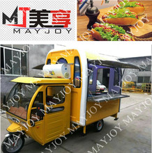 Good quality China hot dog food delivery cart mobile trailer with best selling