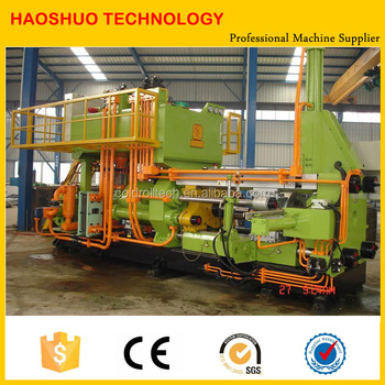 Continuous Aluminum Copper Extruding Machine
