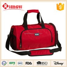 Top in solid color young sports travel bag for teenagers indonesia