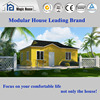 Hot sale beautiful insulated wall panels eco prefab cabin houses
