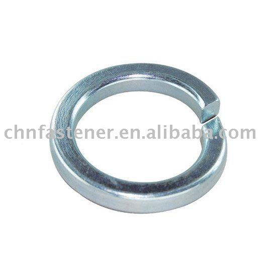 DIN127-A spring lock washer,tang ends.