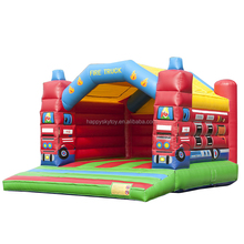 inflatable castle, 100% pvc residential bounce house