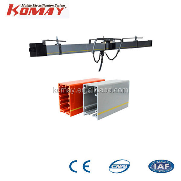 HFP52 4/7P Conductor Rail System/ Enclosed Bus Bar System