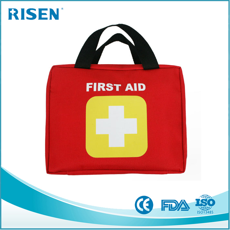 Top selling waterproof Stocked First Aid Kit/Rollup First Aid Kit/Disaster Supplies Kit