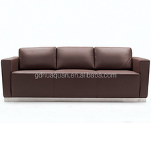 elegant design glider legs office chair guangzhou furniture leather sofas