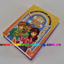Children Book Printing with Magnet Picture