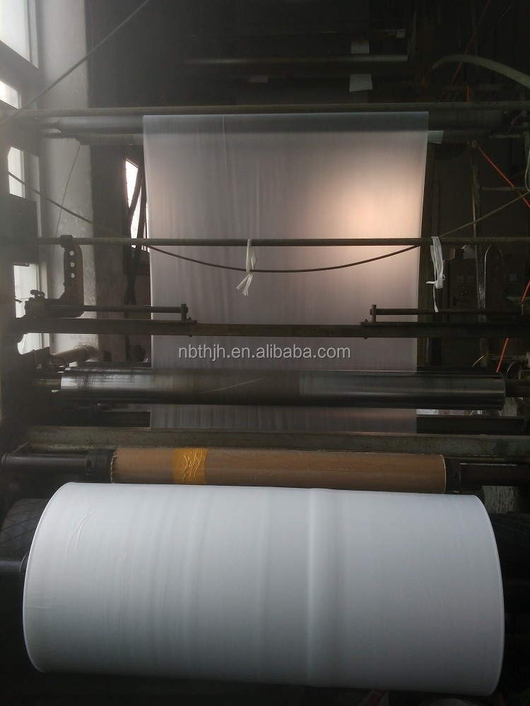 Soft stretch film metallocene added LLDPE film manufacturer