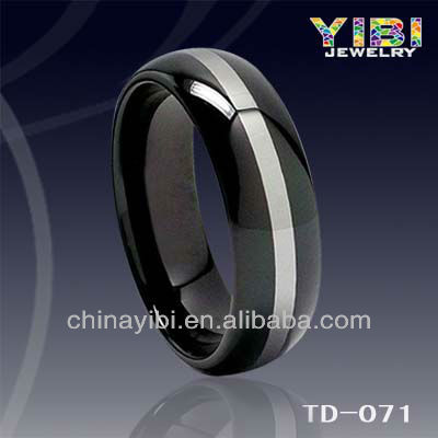 My Style Fashion Jewelry,Jewelry Findings Black Tungsten Ring,Costume Jewelry Set Fashion Accessories