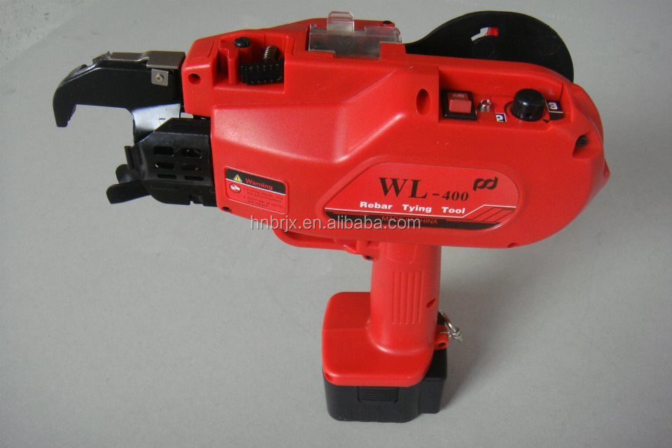 Construction tools WL-400 max rebar tier 40mm rebar tying wire machine