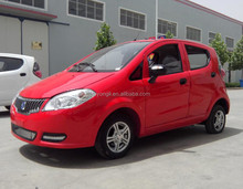 High Speed low price 10kw pure electric car