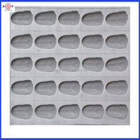 Non-stick Corn Type Cake baking pan,Aluminium Alloy Panda Cake baking pan