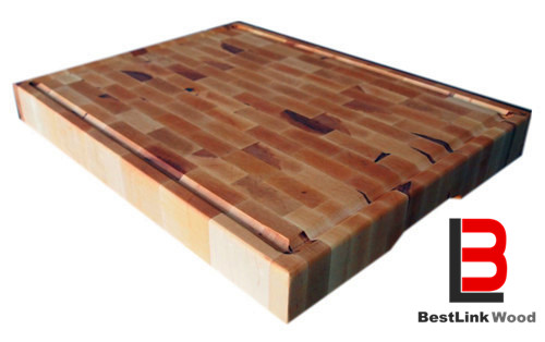 Wood Kitchen Chopping Blocks Oil Finished