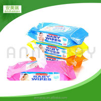 China Factory Welcome OEM facial wet tissue hand and face cleaning wet tissue paper