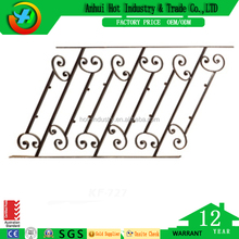 Cheap yard fencing/moden metal fencing/metal gates and fences design for home and building
