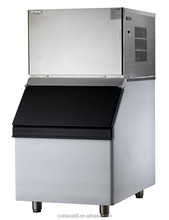 Used ice machines for sale/stainless steel ice storage bin cubeice machine