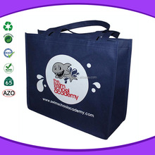 Guangzhou manufacturer promotional newest non woven grocery bag
