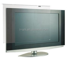 Top Quality Acrylic Clear Screen TV Protector with Diverse Sizes