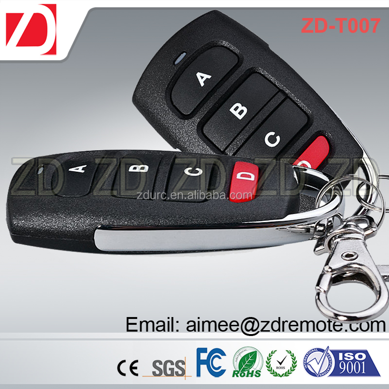 433/315Mhz Rolling Code Duplicate Remote Control For for garage door