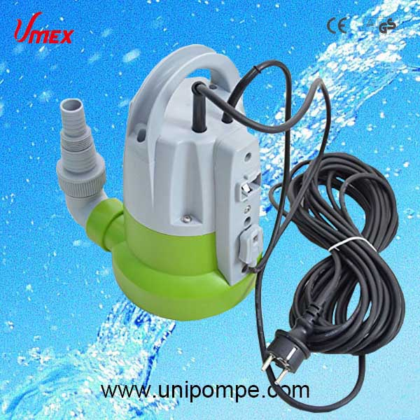 New Style Plastic Submersible water pump garden decoration