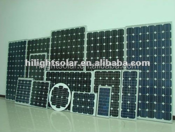 10w-320w photovoltaique solar panel with TUV,CE,ISO,CEC