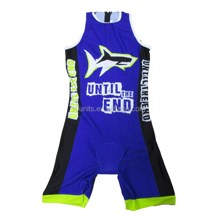 2017 professional custom specialized tri suit triathlon with full sublimation print by Italy Ink