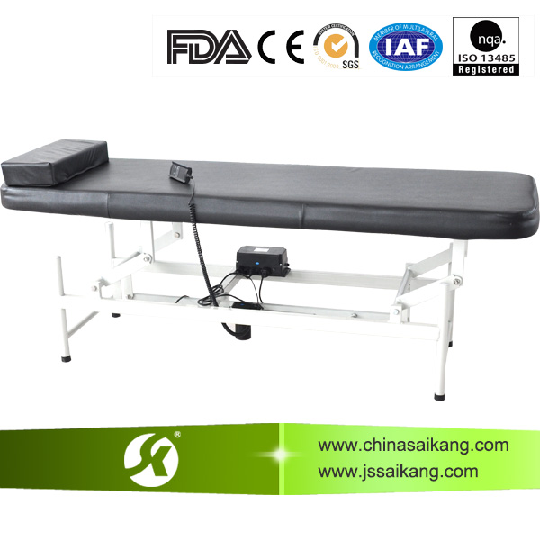 Exam table physical therapy equipment used