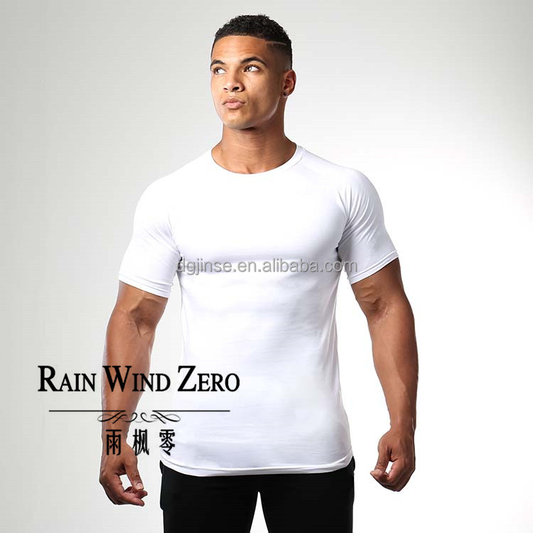 Online Shopping India T shirt Manufactring Companies Blank High Quality Custom Printed Short Sleeve Men's t Shirt