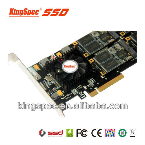 Kingspec PCIE Solid State 500GB pcie card ssd for server rack (MC2J67M500GB)