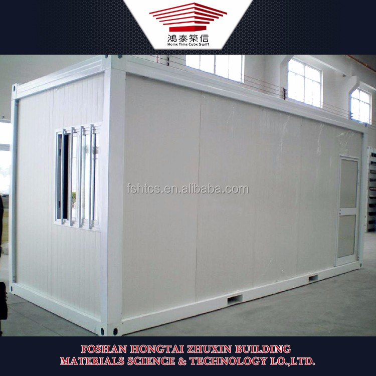China Long Service Life Flat Pack Modular Container Homes for Sale