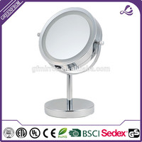 Factory price dressing table mirror with lights for make up with CE certificate