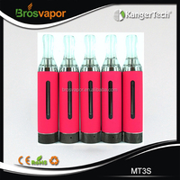 510 cartomizer MT3S Original Kanger Atomizer 3ml Pyrex Atomizer Tank Clearomizer MT3S Fit 510 eGo Battery