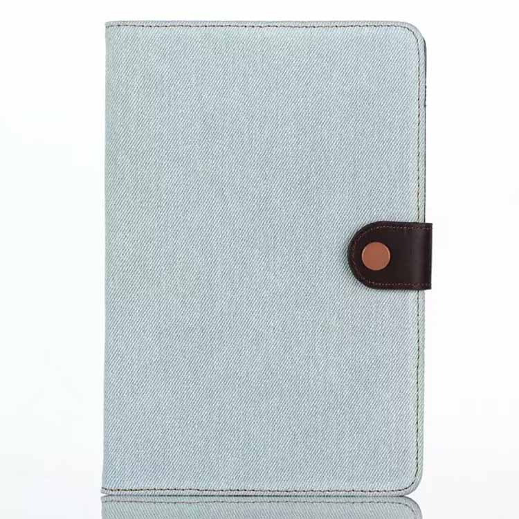 new arrival product jeans patern for ipad apple mini 4 tablet case