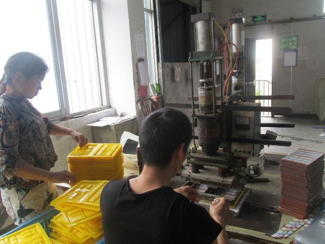 Automatic Parts Assembling Process