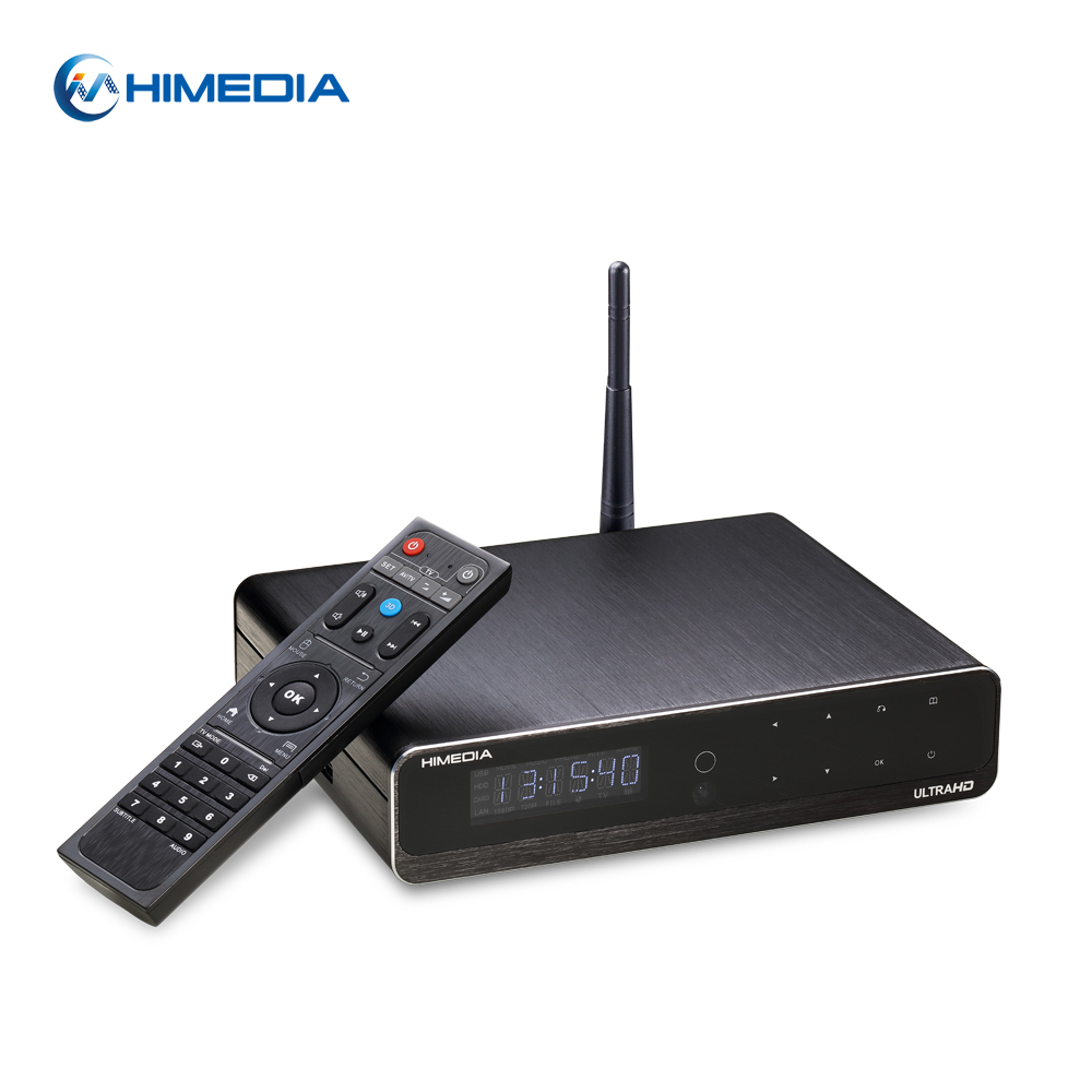 Original Himedia <strong>Q10</strong> Pro Hisilicon Dolby Atmos DTS HD HDR Media Player Smart TV BOX