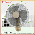 16 inch remote control wall mounted fan high quality and low price